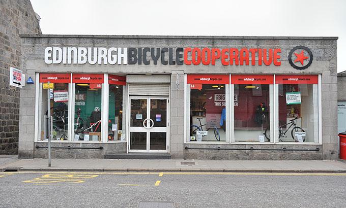 Edinburgh Bicycle Cooperative (Aberdeen)   electric bike