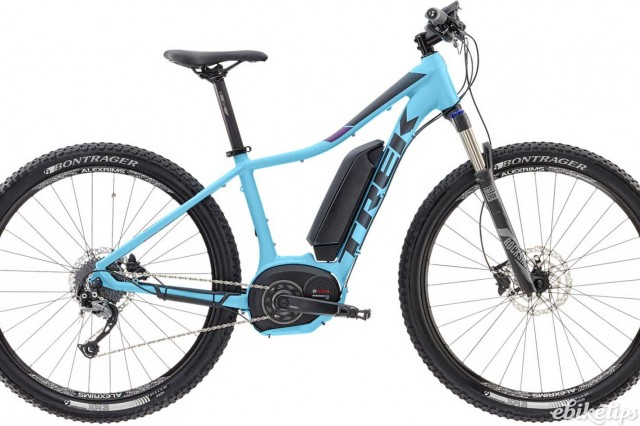2017 Trek Powerfly 5 Women's