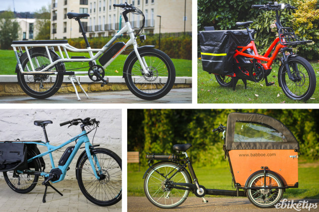 9 of the best electric cargo bikes March 2021.jpg