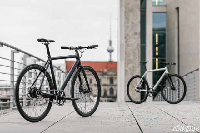 Ampler bikes 2018