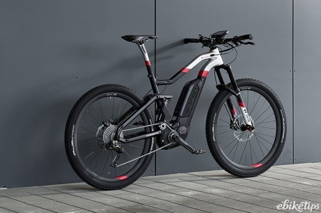 E-Bike WöRthersee, Electric Bicycle with Audi WiFi