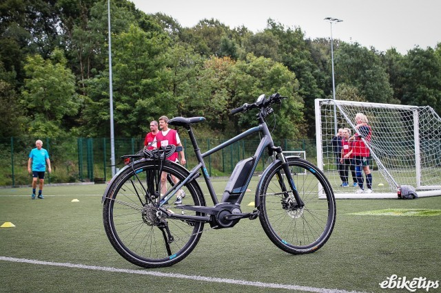E-bikes can be the key to two-wheeled physical activity