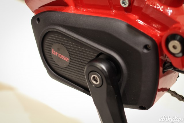Brose launch new S-Mag motor that's half a kilo lighter | electric
