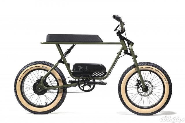 Coast Cycles Buzzraw X250