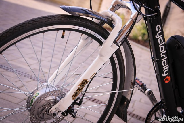 Cyclotricity Electric bike review: Cyclotricity Revolver