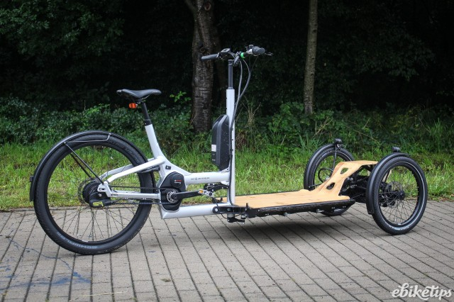 eurobike 2017 six of the best cargo bikes from tern riese m ller yuba chike hsf. Black Bedroom Furniture Sets. Home Design Ideas