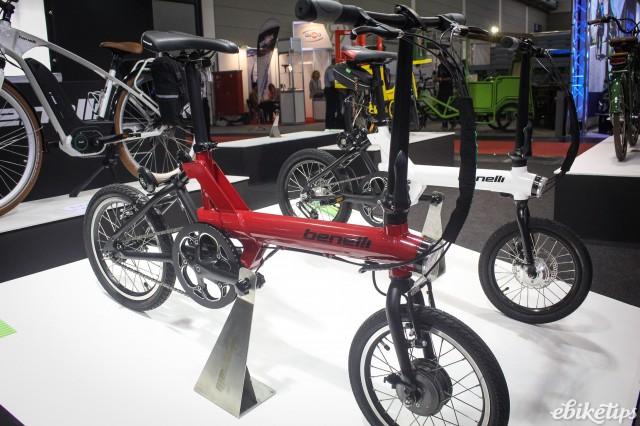 Eurobike 2017 folding bikes