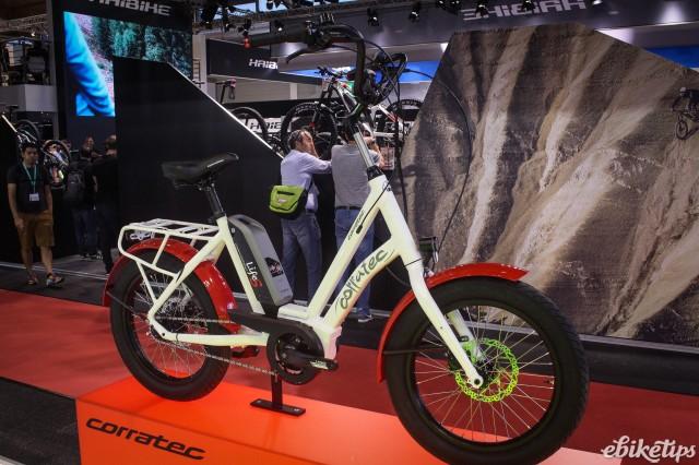 Eurobike 2018 city bikes