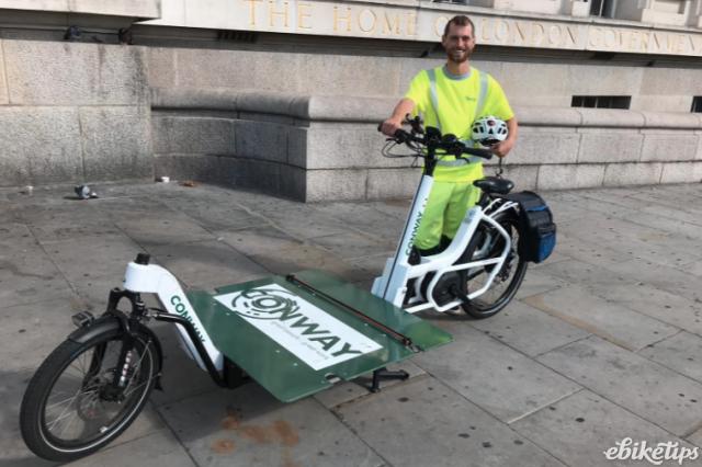 FM Conway e-cargo bike