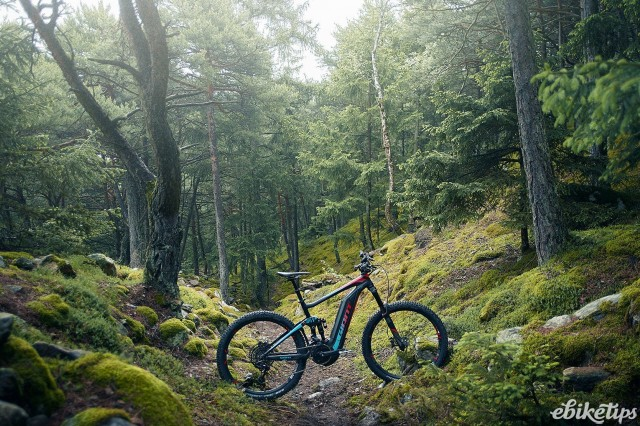 Giant 2017 e-bikes - Full-E0SL woods.jpg