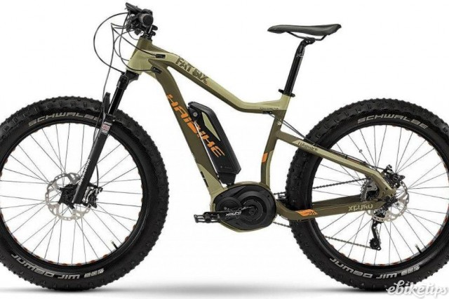 Haibike xDuro FatSix Fat Bike
