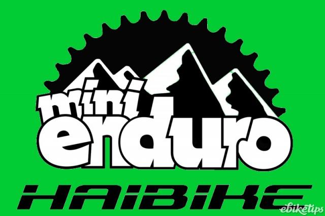 Haibike Mini Enduro logo