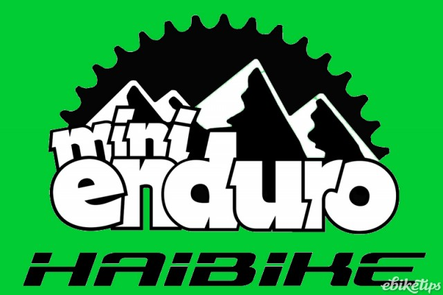 Haibike Mini Enduro logo