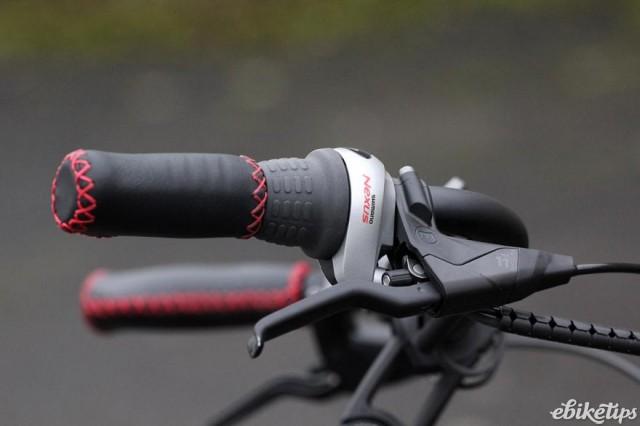 Koga E-Nova RT Electric Bike - grip.jpg