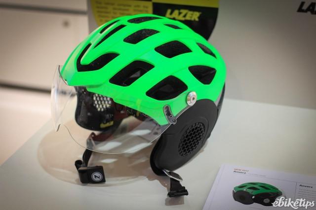 Lazer Anverz helmet