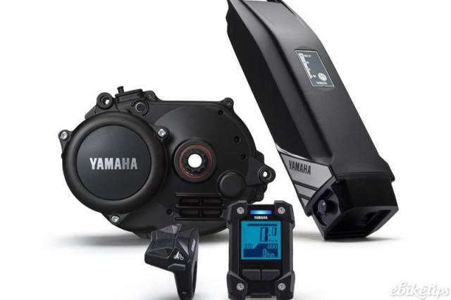 Yamaha PWX 2017