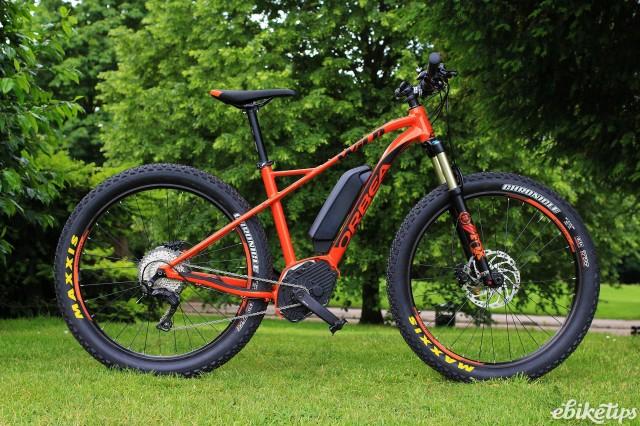 ca283f275bff12 Orbea electric bike review  Orbea Wild 20