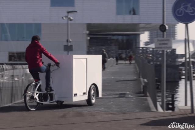 Urban Arrow cargo bike