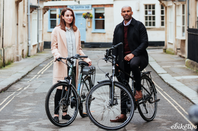 You can have up to two e-bikes with the scheme
