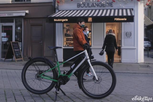 Valeo Smart e-Bike System city bike.jpg