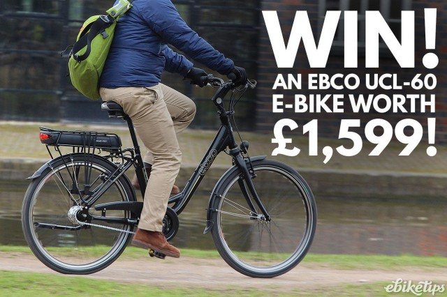 Win an EBCO UCL-60