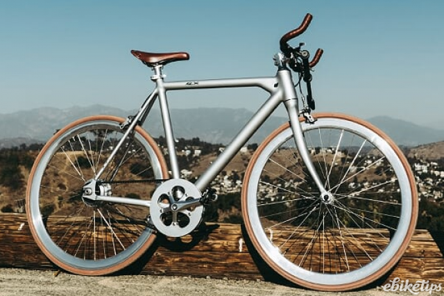 The Flx Babymaker An E Bike That Went On A 2 200 Mile Journey