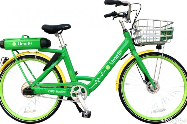 50 of Lime's e-bikes are set to appear in Milton Keynes