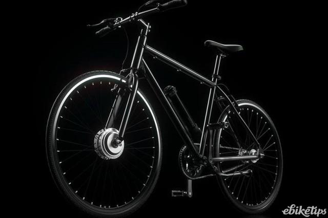Aerobike X-ride - full bike