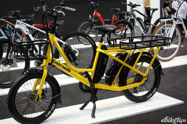 eurobike 2018 the rise of the compact cargo bike. Black Bedroom Furniture Sets. Home Design Ideas