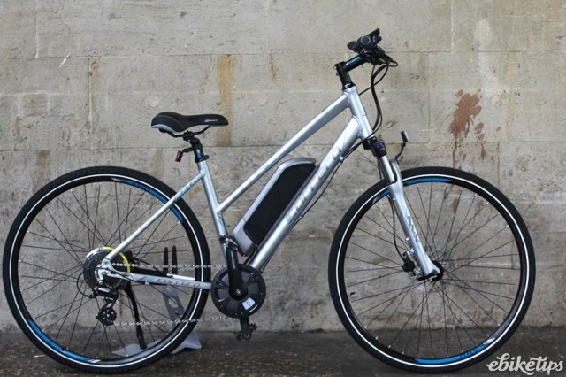Carrera Electric Bike Review Carrera Crossfire E Women