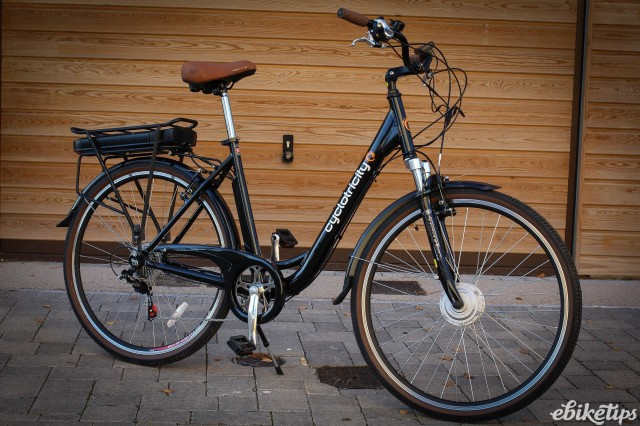 c4e36da6fba Cyclotricity electric bike review  Cyclotricity Sahara