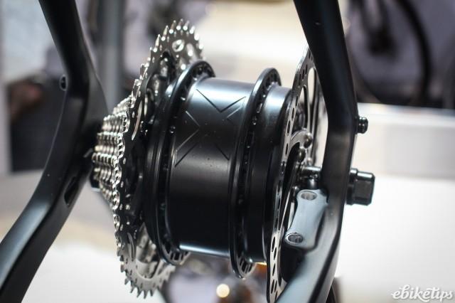 Eurobike 2018 - five new motors from the show | ebiketips