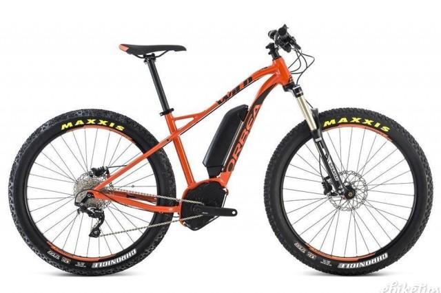 Orbea unveil Wild series of electric mountain bikes | electric bike ...
