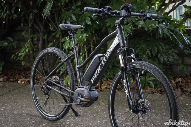 Forme Electric Bike Review Forme Peak Trail 1 Els