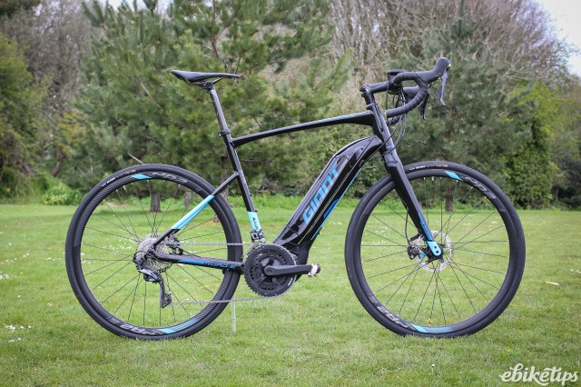 d33ced313bf 1 / 24. Giant Road E+ 1 Pro -2.jpg. Verdict: Very powerful e-road bike ...