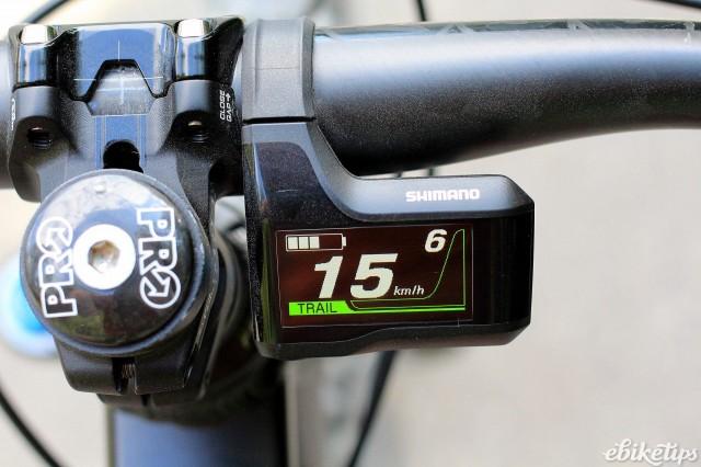 Shimano STEPS E8000 electric mountain bike drive system review