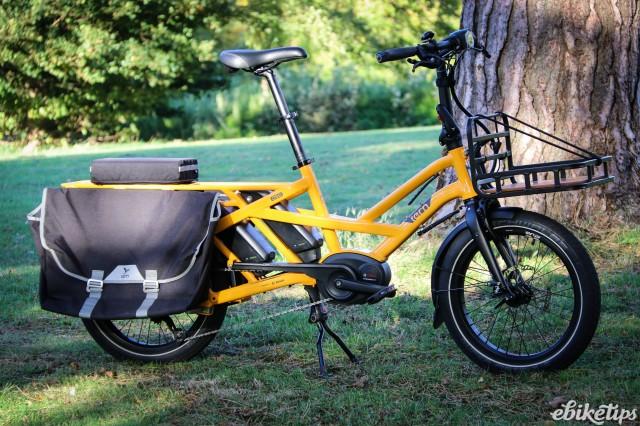 Tern electric bike review: Tern GSD