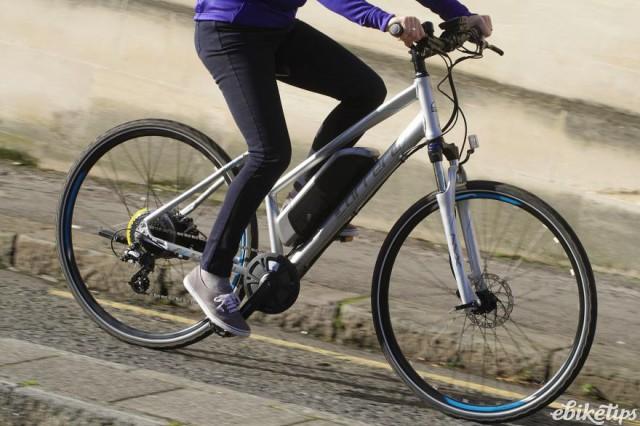 Carrera Electric Bike Review Carrera Crossfire E Women