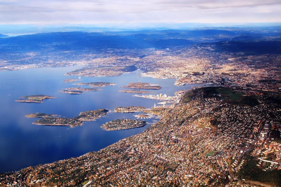 Oslo © Chell Hill CC BY SA 3.0