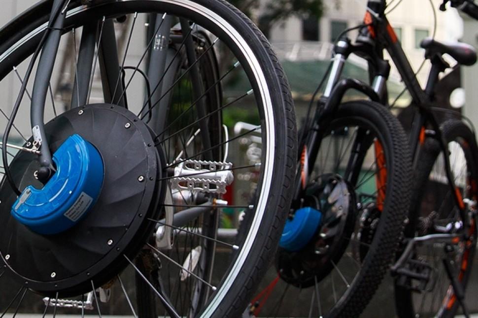 UrbanX wheel - 2