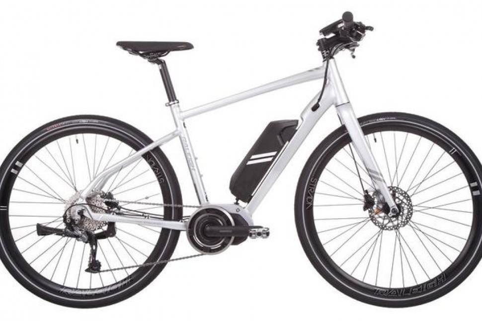Raleigh Strada Elite Men's Electric Hybrid