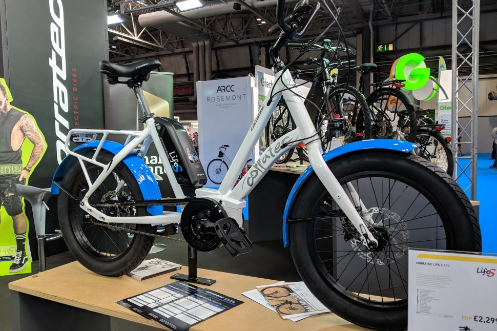 Cycle Show 2018 Corratec Life.jpg