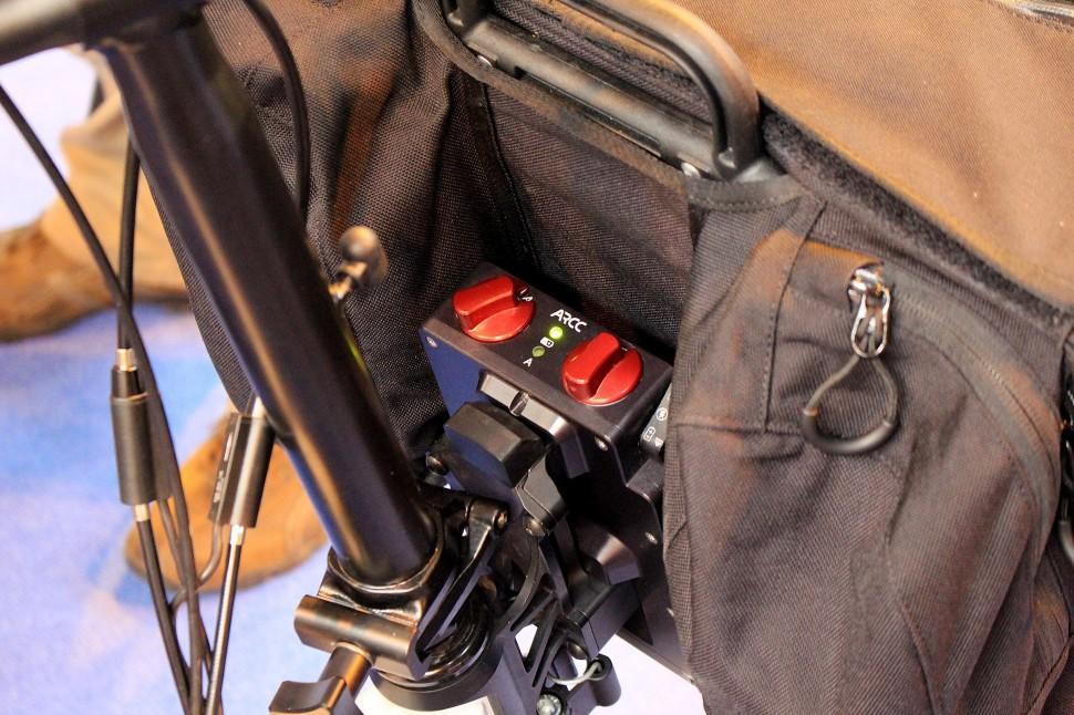 Cycle Show e-bike roundup - ARCC - bag with battery 1.jpg