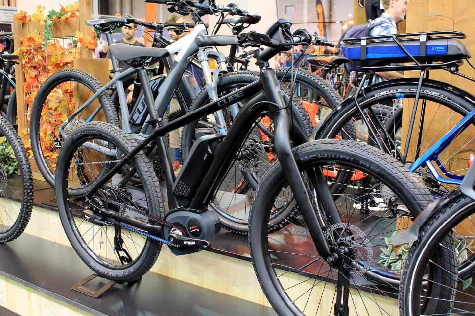 Cycle Show e-bike roundup - Cube Hybrid SUV - full.jpg