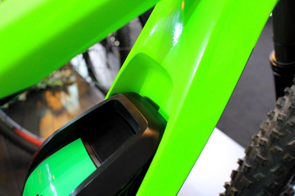 Cycle Show e-bike roundup - Cube Reaction SLT - battery recess.jpg