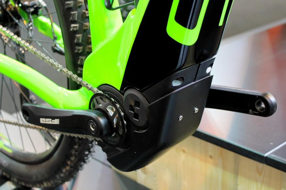 Cycle Show e-bike roundup - Cube Reaction SLT - motor.jpg