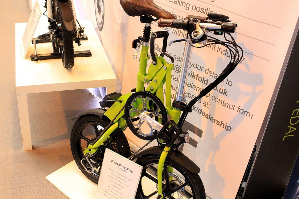 Cycle Show e-bike roundup - KwikFold - folded 2.jpg