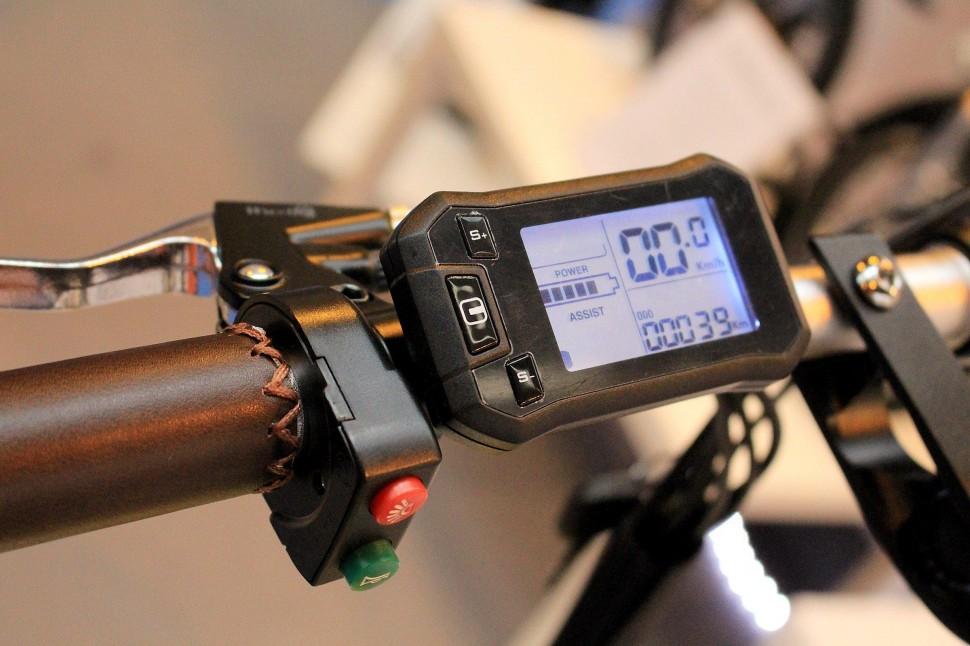 Cycle Show e-bike roundup - KwikFold Xite - display.jpg