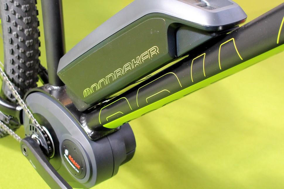 Cycle Show e-bike roundup - Mondraker Prime R - battery.jpg