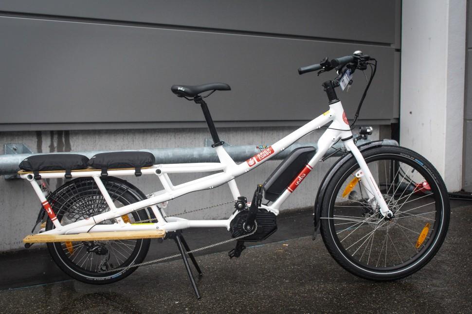 Eurobike 2017 cargo bikes Yuba -1.jpg